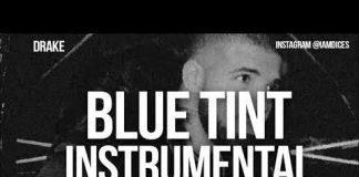 drake blue tint instrumental
