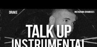 drake talk up instrumental ft jay z