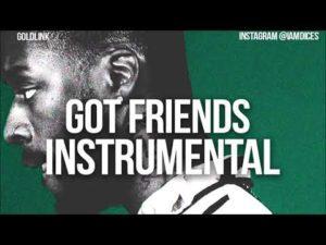 godlink got friends instrumental