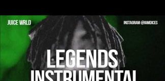 juice wrld legends instrumentals