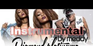 Diamond Platnumz ft Vanessa Mdee Far Away Instrumental