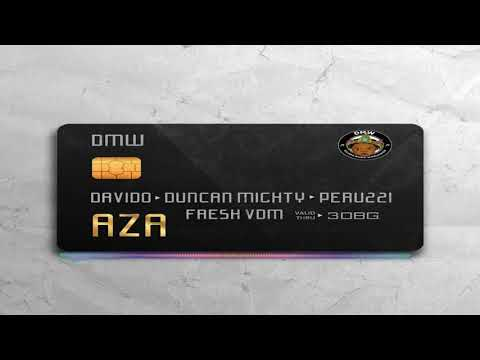 Duncan mighty ft Davido aza instrumental ft dmw and peruzzi and fresh vdm