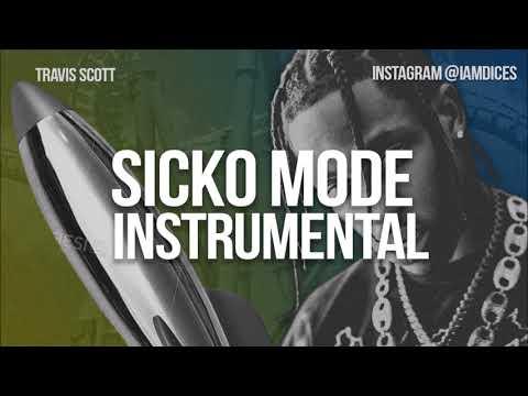Travis Scott Sicko Mode Instrumental