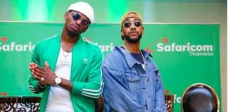 diamond platnumz ft Omarion African Beauty Instrumental