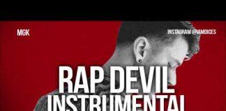 MGK Rap Devil Instrumental (Eminem Diss)