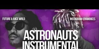 Future Juice Wrld Astronauts Instrumental