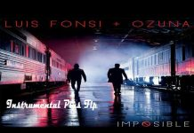 Luis Fonsi Ozuna Imposible Instrumental
