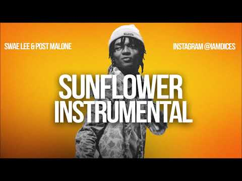 Swae Lee Post Malone Sunflower Instrumental