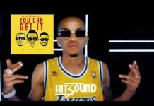 Tekno You Can Get It Instrumental
