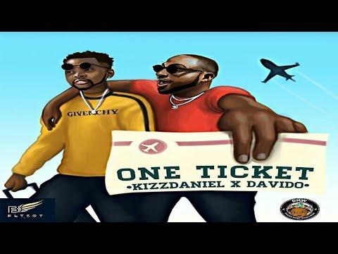 kizz daniel ft Davido one ticket instrumental