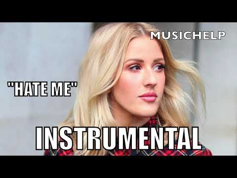 Ellie Goulding Juice Wrld Hate Me Instrumental