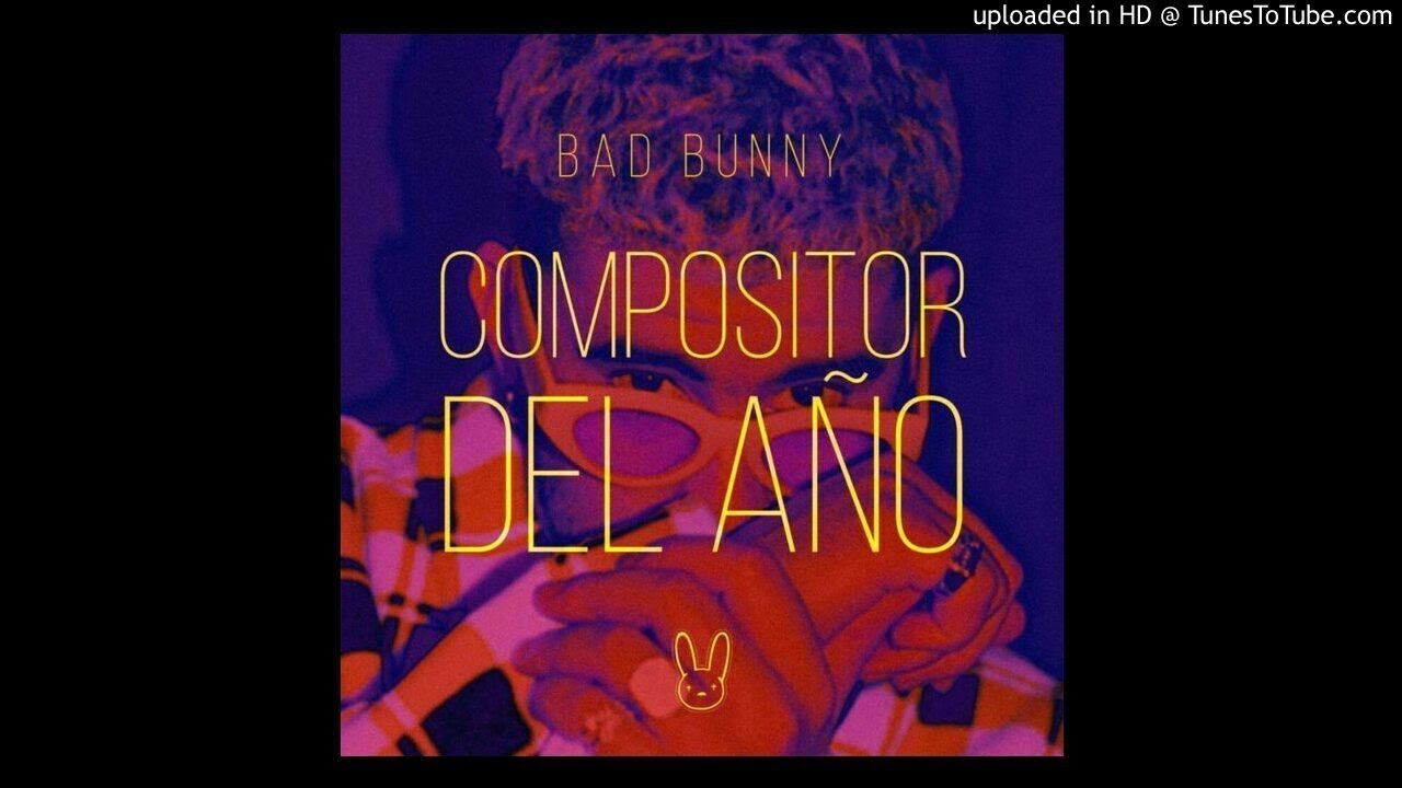 Bad Bunny – Compositor del Año (INSTRUMENTAL) mp3 download